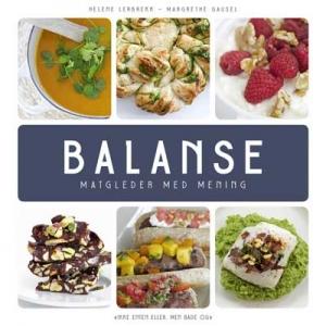 Balanse - kokebok av Maggi Gausel